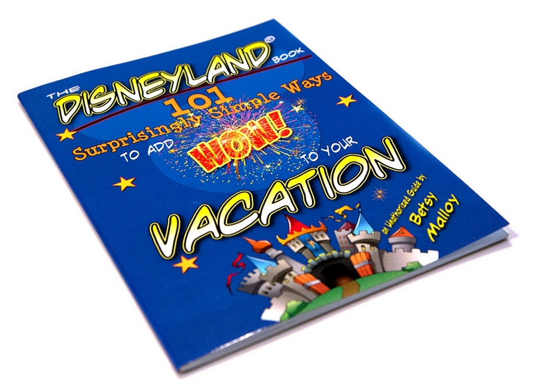 The Disneyland Book