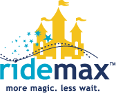 RideMax for Disneyland and Disney World Home